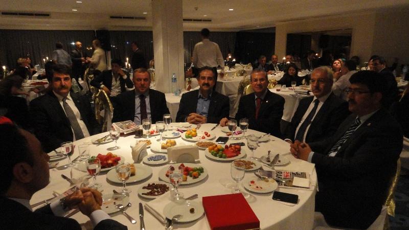 Ankara'da Mardinlilerin muhteşem dayanışma gecesi