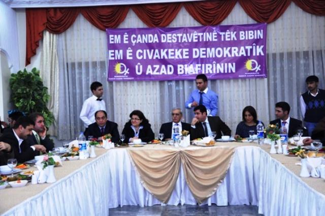 BDP'de Seçim Startı