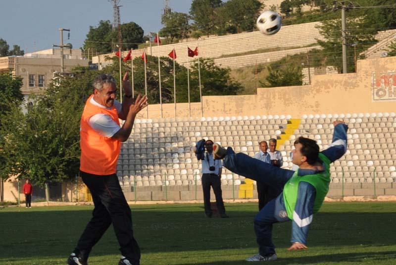 Vali Turhan Avaz'dan Gol Şov