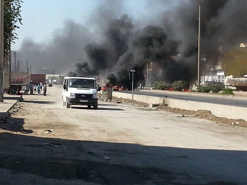 Kızıltepe'de olaylar dinmiyor