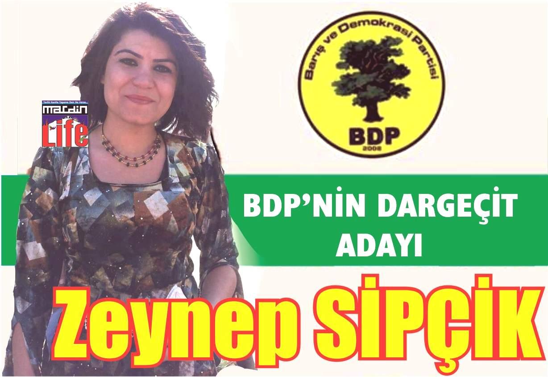 BDP'de Büyükşehir Adayı değişiyor
