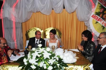 Paşaoğlu ve Sime Ailelerinin Mutlu günü