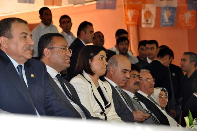 AK Parti İl Kongresinden Kareler