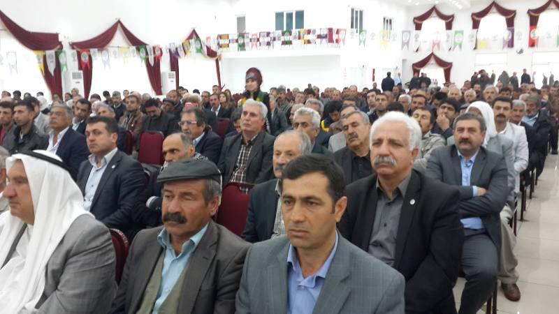 HDP, Mardin Adayları görücüye çıktı