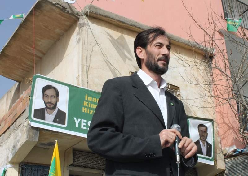HÜDA PAR Oy bölünmesi`iddialarını yalanladı