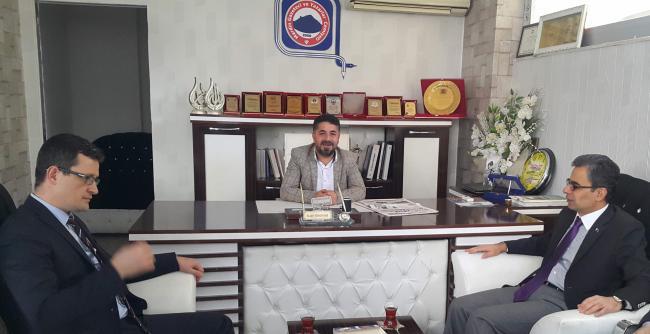 MASİF'ten Gazetecilere ziyaret