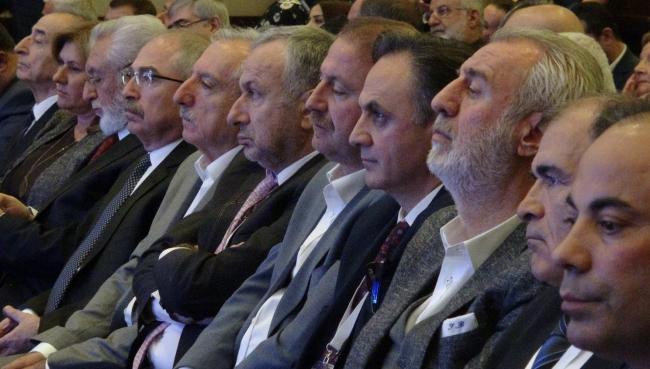 Kongrede Rektör ve Milletvekili arasında Bakan Polemiği