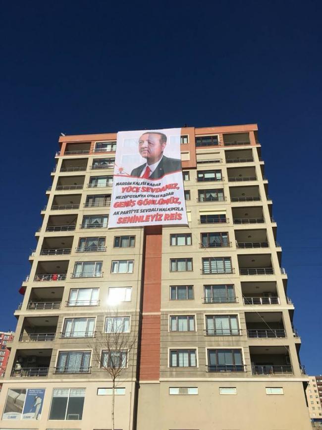 Erdoğan Mardin'de