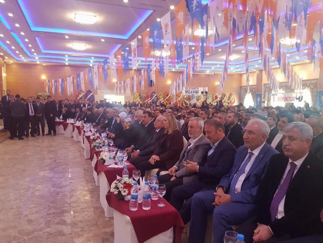 AK Parti'den yönetim üyeliği açıklaması