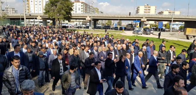 AK Parti Kızıltepe'de seçim startını verdi