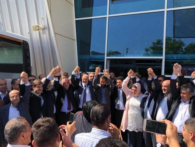 AK Parti Mardin adaylarının tanıtımı yapıldı