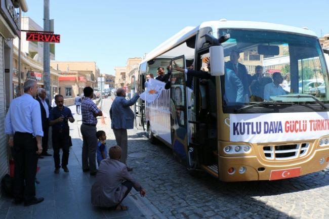 Emin İlhan: Güçlü ve tam bağımsız Türkiye için destek olalım