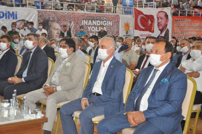 AK Parti Kızıltepe'de Bülent Şahin'e emanet