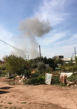 Kızıltepe'ye Ateş düştü: 2 Ölü 12 yaralı