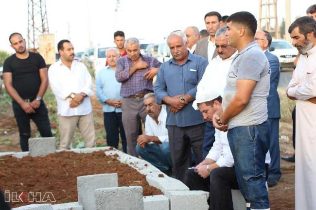Kürtçe/Arapça Ağıtlar ve Gözyaşları içinde defnedildiler