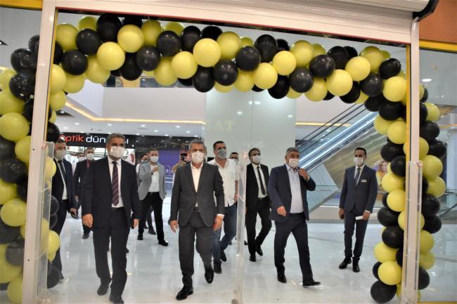 Mardian Mall AVM Bin 500 kişiyle hizmet verecek