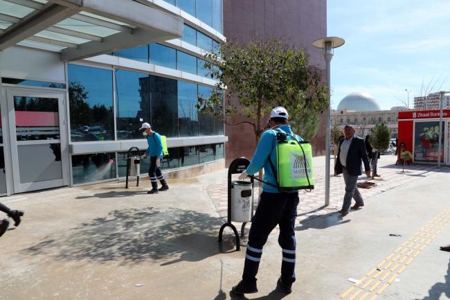 Mardin'de Corona Önlemleri Artırıldı
