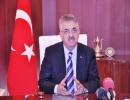 Başbakan Yardımcısı Hayati Yazıcıoğlu Mardin'de