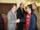 AK Partili adaylar, STK Temsilcileri ile bir araya geldi