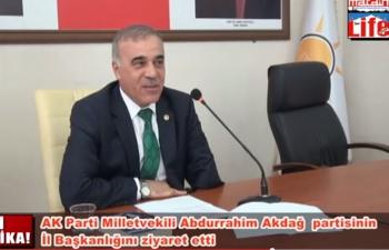 Abdurrahim Akdağ'dan 4 yıllık değerlendirme
