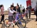 Mardinli Çocukları Dilekleri Yeşerdi