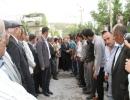 Muammer Güler'e, Bakan gibi karşılama