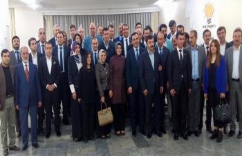 AK Parti'nin Aday Adayları konuştu