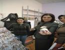 Kadın Kolları seçim startını Kötek Mahallesinde verdi