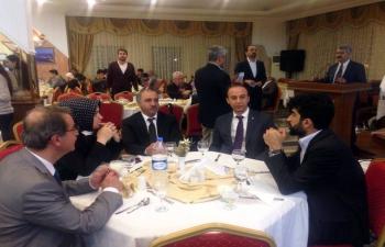 AK Parti adayları istişare için toplandı