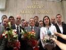 Mazbatalarını alan AK Partili Vekillerin İlk Görüntüsü