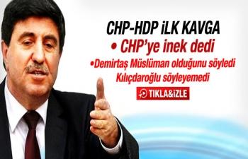 Altan Tan: CHP yerli inek gibi