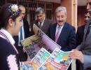 Kızıltepe'deki Okullarda 'Beyaz Bayrak' Sevinci