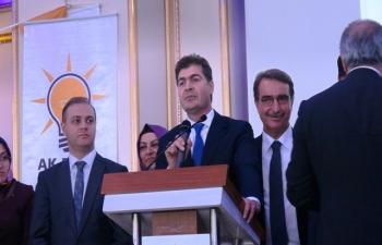 Cengiz Demirkaya'nın ilk seçim konuşması