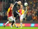 Galatasaray, Kartal'a acımadı: 3-2