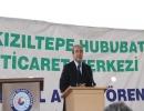 Kızıltepe'nin Dev Hububat Merkezi'nin Temeli Atıldı