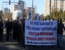 Sendikalardan Hükümete Adalet ve Özgürlük Protestosu