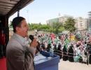 Mardin'de Kutlu Doğum Coşkusu