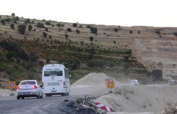 2 kilometrelik yol, 7 yıldır bitirilmeyi bekliyor