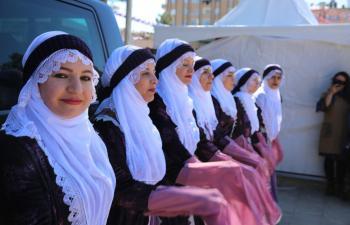23 İlden kadınlar 8 Mart'ta Mardin'de buluştu