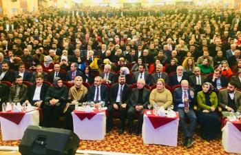 AK Parti Adayları Açıklandı