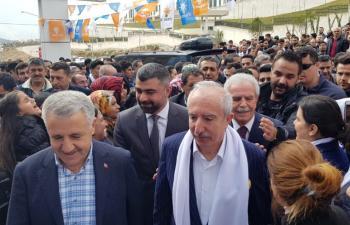 AK Parti Artuklu SKM Açılışını Gerçekleştirdi