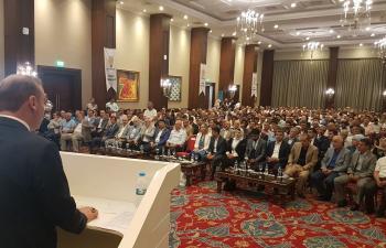 AK Parti'de Geleneksel Bayramlaşma Töreni