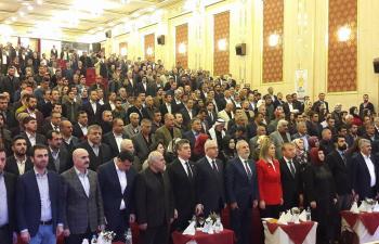 AK Parti Referandum Startını gövde gösterisi ile verdi