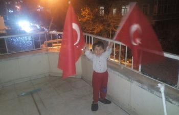 AK Parti'de Referandum kutlaması