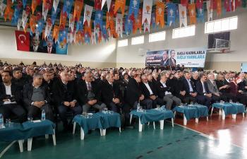 Ak Parti Derik 6. Olağan İlçe Kongresi Yapıldı