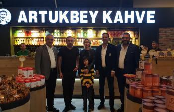 Artukbey Kahve, Anadolu Ateşi'nde Kaynayacak!