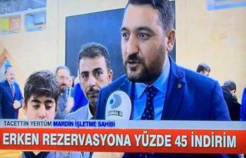 Artukbey, Mardin'in ekran yüzü oldu
