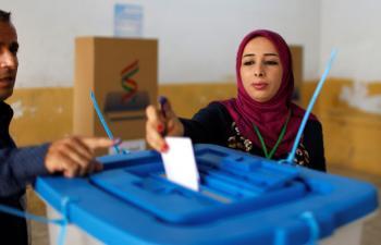 Bağımsızlık referandumu için oy verme işlemi başladı!