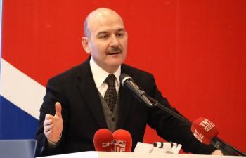 Bakan Soylu Seçim Güvenliği için Mardin'de