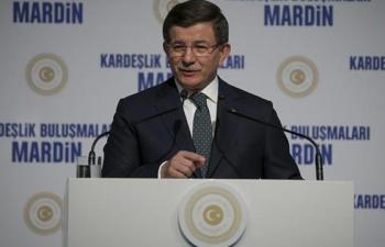 Başbakan'ın Mardin Konuşması